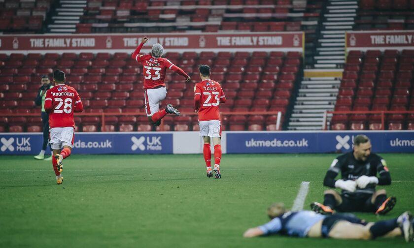 Νότιγχαμ Φόρεστ-Γουίκομπ 2-0: Δεύτερη σερί νίκη για τους «κόκκινους» (vid)