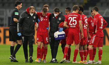 Μπάγερν: Φόβοι ότι ο Κίμιχ θα μείνει εκτός για 2-3 μήνες...