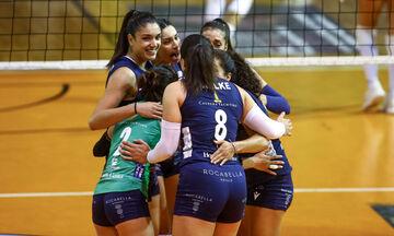 AO Θήρας: «Απαραίτητη η συνέχιση του πρωταθλήματος της Volley League γυναικών»
