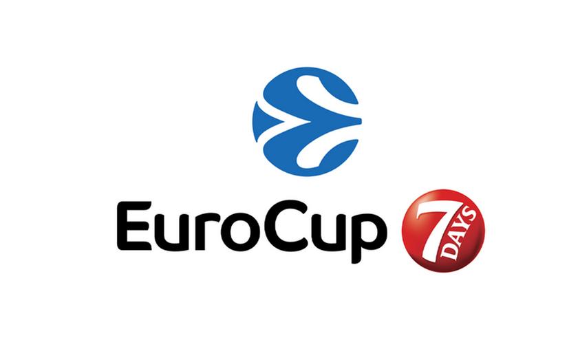 Eurocup: Τέσσερις αναβολές στην 7η αγωνιστική