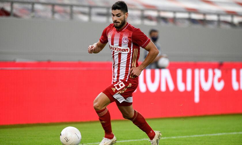 ΟΦΗ - Ολυμπιακός: Το γκολ του Μασούρα για το 0-2 (vid)