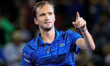 Εντυπωσιακός Μεντβέντεφ κατέκτησε το Paris Masters