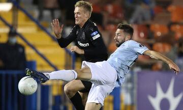 Απόλλων Σμύρνης - ΠΑΟΚ: Το γκολ του Σφιντέρσκι για το 0-1 (vid)