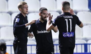 Απόλλων Σμύρνης - ΠΑΟΚ 1-3 με δύο πέναλτι:  Τον έσωσε το VAR (Highlights)