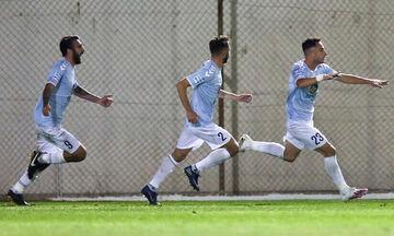Απόλλων Σμύρνης - ΠΑΟΚ: Το γκολ του Τσιλούλη για το 1-1 (vid)