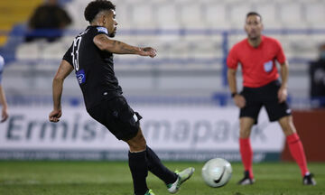 Απόλλων Σμύρνης - ΠΑΟΚ: Το δεύτερο πέναλτι-γκολ του Αουγκούστο για το 1-3 (vid)