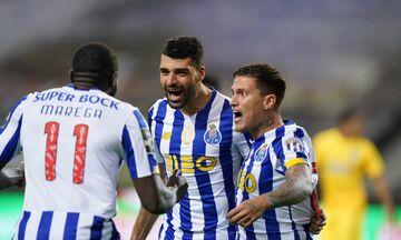 Πόρτο: Ανατροπή και 3-1 την Πορτιμονένσε (highlights)