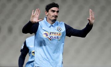 Χριστοδουλόπουλος: Έφτασε τα 40 γκολ στη Super League 1