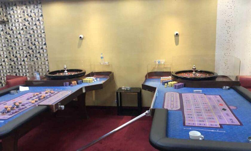 Παράνομο καζίνο στην Κυψέλη εν μέσω κορονοϊού (vid)