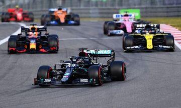 Formula 1: Ανακοίνωσε το καλεντάρι του 2021