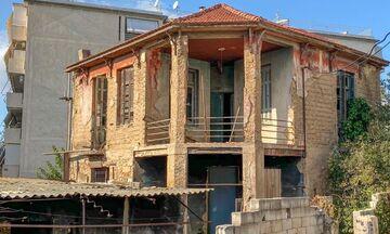 Πώς το ετοιμόρροπο κτίσμα στη Ριζούπολη θα γίνει γήπεδο μπάσκετ