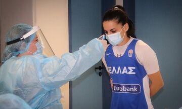 Εθνική Ομάδα μπάσκετ Γυναικών: H καθημερινότητα της «φούσκας» στο Ηράκλειο (vid)
