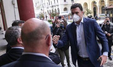 Κικίλιας: «Σοβαρή η κατάσταση στη Θεσσαλονίκη, ανοίγουν 50 κλίνες ΜΕΘ στη Β. Ελλάδα»