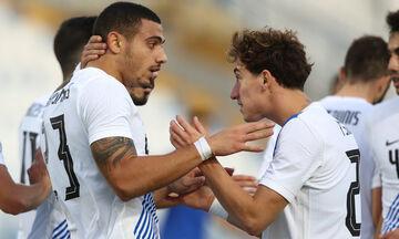 Ελλάδα - Κύπρος: Το 2-0 από τον Γιακουμάκη (vid)