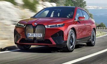 Νέο ηλεκτρικό crossover BMW iX με 500 ίππους