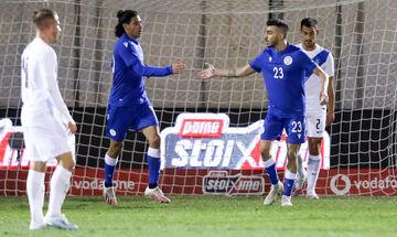 Ελλάδα - Κύπρος: Το γκολ του Hλία για το 2-1 (vid)