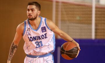 Κάταγμα ο Τολιόπουλος, τον «χάνει» ο Ιωνικός για ενάμιση μήνα