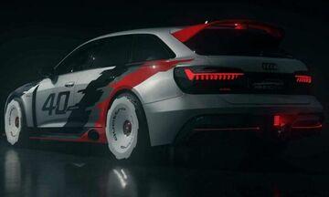 Αδιανόητο το νέο Audi RS 6 GTO