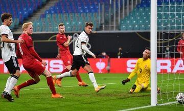 Ο Βάλντσμιντ άνοιξε το σκορ για τη Γερμανία κόντρα στην Τσεχία (vid)!