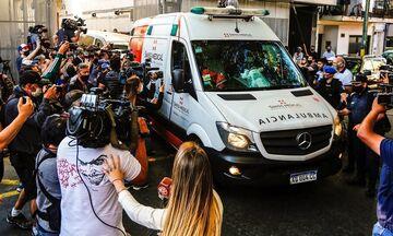Μαραντόνα: Πήρε εξιτήριο από το νοσοκομείο