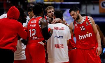 EuroLeague: Να χτίσει σερί με Άλμπα ο Ολυμπιακός