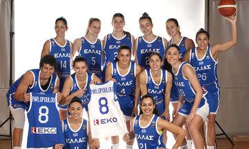 Live Streaming: Ελλάδα - Βουλγαρία (προκριματικά Ευρωμπάσκετ γυναικών 2021)