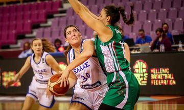 Ελλάδα - Βουλγαρία 73-66: Καθάρισε στο τέλος η Εθνική μας γυναικών! (highlights)