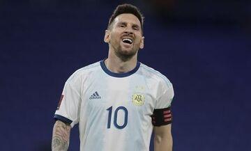 Προκριματικά Μουντιάλ 2022: Πρώτη απώλεια για Αργεντινή, 1-1 με Παραγουάη (vid)