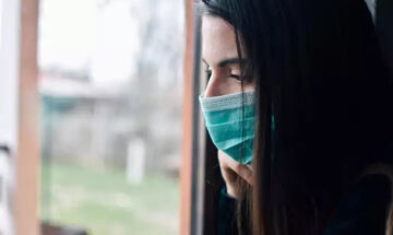 COVID-19: Ένας στους 5 ασθενείς με ψυχολογικά προβλήματα