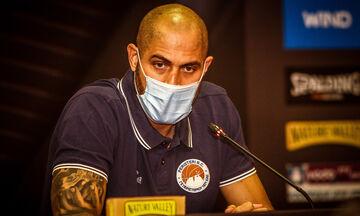Βασιλόπουλος: «Να μας ξυπνήσουν οι δυο ''σφαλιάρες'' που φάγαμε»