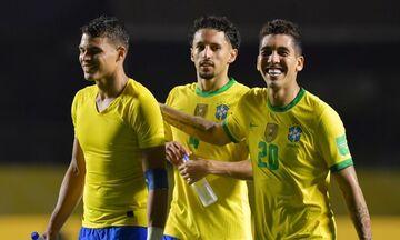 Προκριματικά Μουντιάλ 2022: Έπιασε κορυφή η Βραζιλία