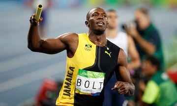 Μπολτ: «Γρηγορότερος από εμένα ο Ρονάλντο» (vid)