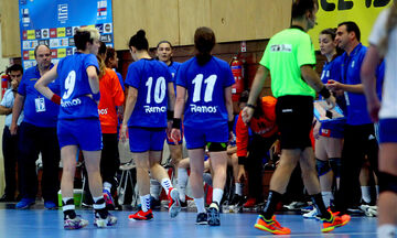 EHF: Αναβλήθηκαν οι αγώνες της Εθνικής Γυναικών