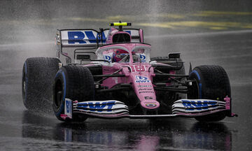 Grand Prix Τουρκίας: Παρθενική pole position για Στρολ, πολλές ανατροπές στις κατατακτήριες