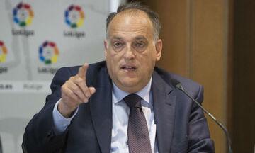 Τέμπας: «Αν δεν βρεθούν 500 εκατομμύρια ευρώ, η La Liga δεν θα τελειώσει!»
