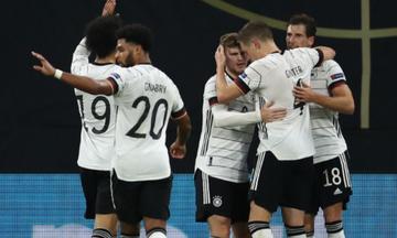 Γερμανία - Ουκρανία: Τα γκολ των Σανέ, Βέρνερ για την ανατροπή (2-1) στο ημίχρονο (vid)