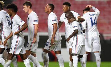Πορτογαλία-Γαλλία: Οι «τρικολόρ» 0-1 με γκολ του Καντέ (vid)