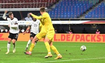 Nations League 2020-21: Tρίτο γκολ η Γερμανία επί της Ουκρανίας, 2ο ο Βέρνερ (vid)!