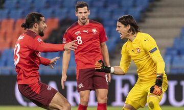 Νations League 2020-21: Δεύτερο χαμένο πέναλτι ο Σέρχιο Ράμος στο ίδιο ματς (vid)!