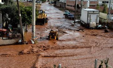 Η φονική πλημμύρα στη Μάνδρα