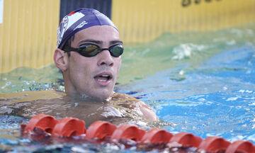 Τρίτος ο Βαζαίος στα 200 μέτρα πεταλούδα στη Βουδαπέστη