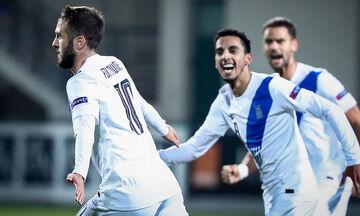 Μολδαβία - Ελλάδα 0-2: Φορτούνης, Μπακασέτας και... γκολ! (vids, highlights)