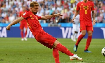 Βέλγιο - Αγγλία: Το 2-0 ο Μέρτενς με εκτέλεση φάουλ (vid)