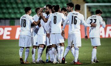 Μολδαβία – Ελλάδα 0-2: Έτσι πήρε η Εθνική το διπλό (highlights)