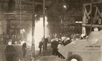 1980: Η αιματηρή έβδομη επέτειος του Πολυτεχνείου