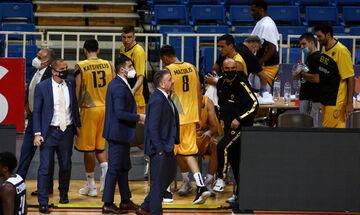 ΑΕΚ: Αρνητικά στον κορονοϊό τα υπόλοιπα μέλη της ομάδας ενόψει Σολέ