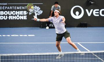 Live score ATP Finals: Τσιτσιπάς - Ρούμπλεφ (22.00)
