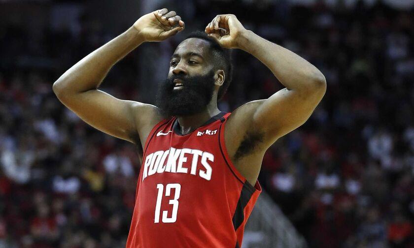 NBA: «Ρουκετιά» Χάρντεν - Απαίτησε «ανταλλαγή» για τους Νετς!» (pic)