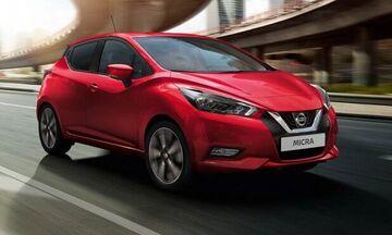 Ανανεωμένο Nissan Micra με νέες εκδόσεις