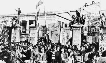 17 Νοεμβρίου 1973: Η εξέγερση του Πολυτεχνείου (vid)